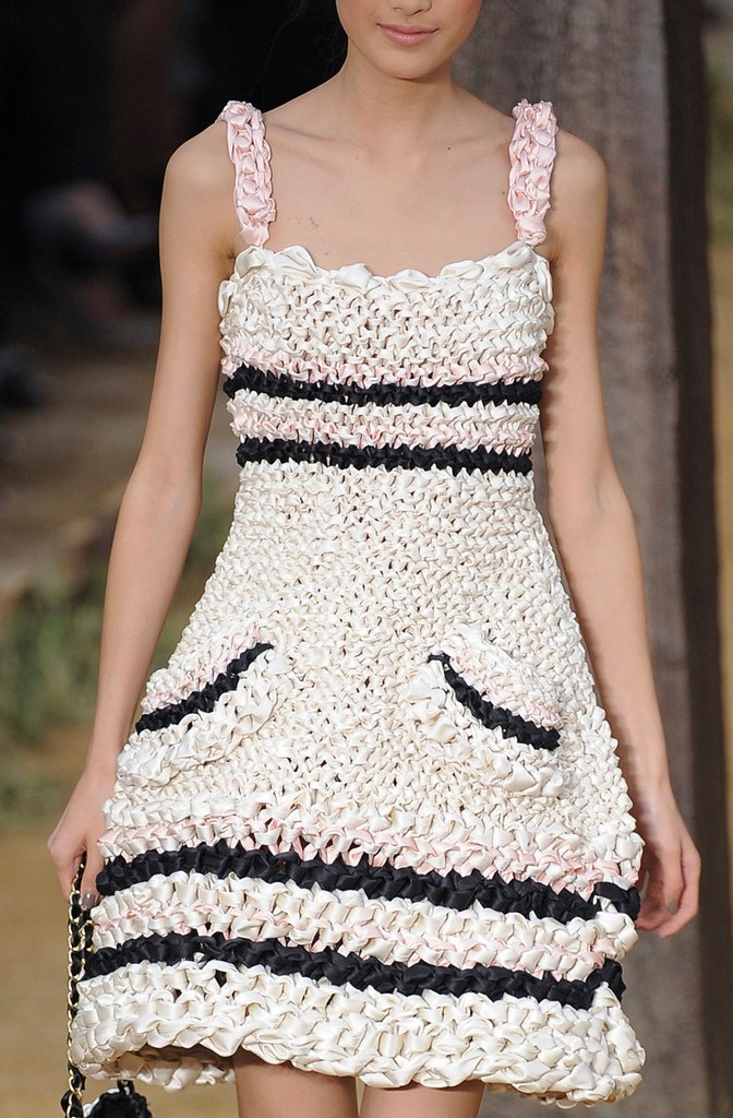 Chanel SS2010 details 2