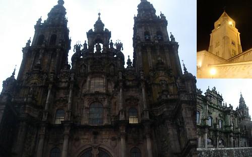 Gijon & Santiago
