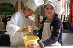 ijsjes maken...