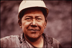 Navajo Truck Driver.