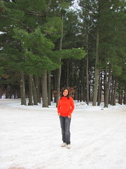 @ Half moon lake (Pankaj Kulkarni) Tags: winter frozenlake