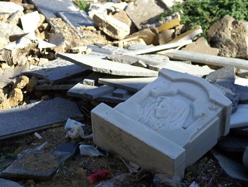 Cementerio de cementerio