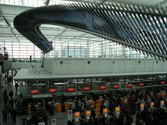 Munich Airport Art (RobertJPhotos) Tags: art germany munich airport terminal airline concourse