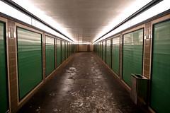 ausgang (Point One Eight) Tags: light berlin green underground u2 lumix platz corridor potsdamer bin ubahn gwb gf1 14140 guesswhereberlin guessedwhereberlin gmittelberg hvs014140e