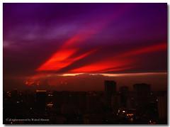 Amazing sunset (Waleed Almotar) Tags: sunset thailand lumix amazing l1 olympus  zuiko waleed   1122mm   almotar