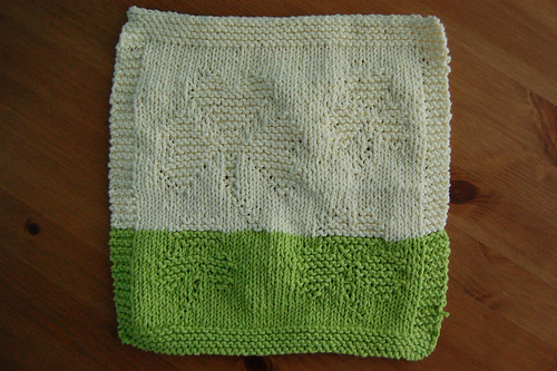 Lucky Dishcloth
