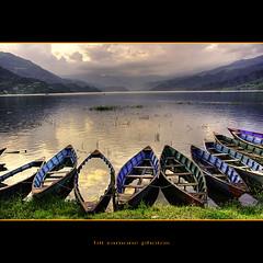 Lago Phewa - Pokhara_3 (bit ramone) Tags: nepal pokhara supershot topseven colorphotoaward platinumheartaward bitramone goldenart artofimages bestcapturesaoi magicunicornverybest elitegalleryaoi lagophewa