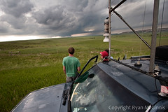 _MG_5236 (ryanmcginnisphoto) Tags: usa storm weather project unitedstates science research scientists meteorology webres nsf stormchasing stormchasers mcginnis researchers supercell wallcloud stormchase nationalsciencefoundation vortex2 rutgerboonstra joshbarnwell