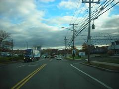 Suffolk County Route 16 - New York (Dougtone) Tags: road newyork sign suffolk highway longisland route shield medford brookhaven smithtown lakeronkonkoma farmingville nesconset horseblockroad portionroad