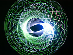 Genesis (TTYL8R) Tags: lightpainting led lightart lapp physiogram