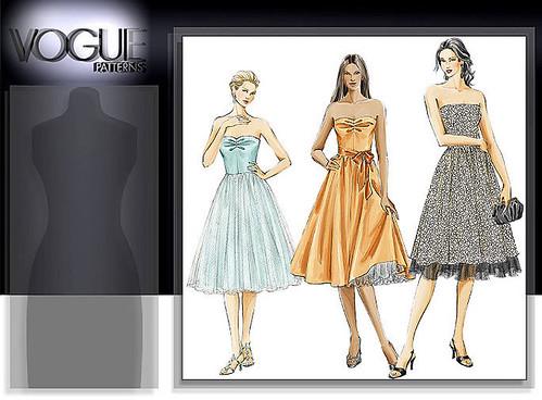 Vogue 8149 dress