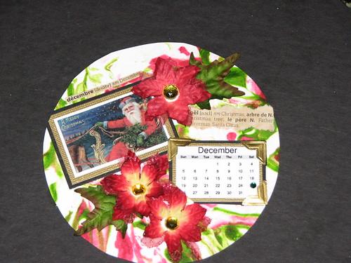 cd calendar - december 018