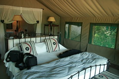 Comfy tent (lourobbo) Tags: southafrica tent timbavati tandatula