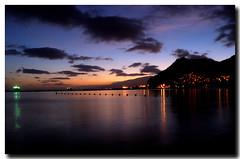 LAS TERESITAS (J.L.G.C.) Tags: tenerife nocturna puestadesol islascanarias sanandres anaga