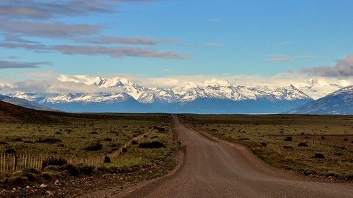 Patagonia: The Road to the Perite Moreno Glacier
