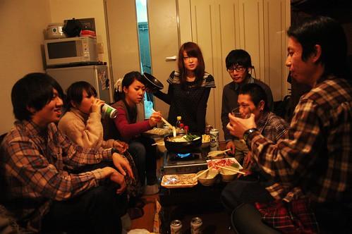 2010/01/23 TAKAHAKAI NEW YEAR PARTY