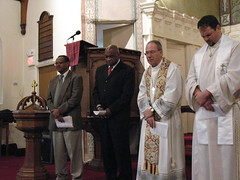 Prayers offered at anniversary service