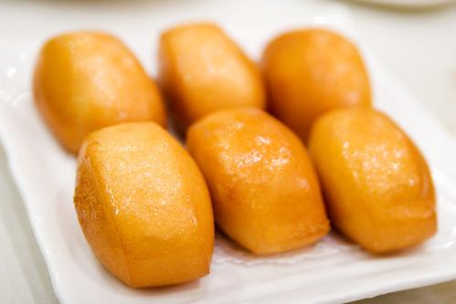 fried mantou, such a good idea