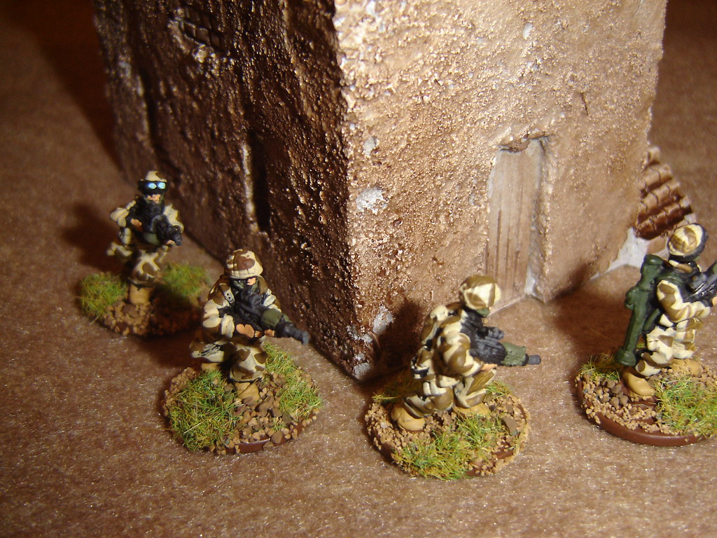 1st Fire Team, 2nd Section