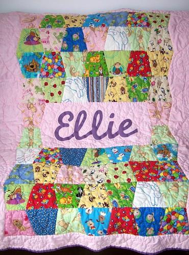 Super Duper Ellie Quilt