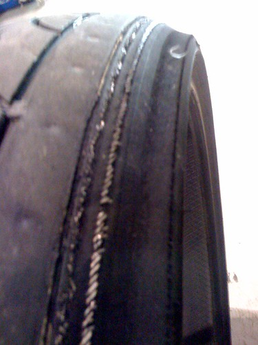 All Season Tires >> Front inside tire wear - AudiWorld Forums