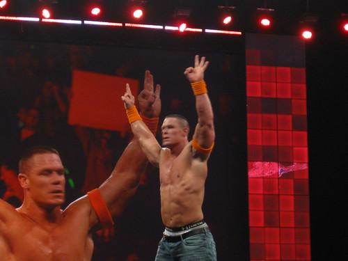 John Cena is popular in Columbus
