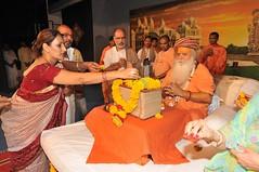 Bhagawad - Day Three (18th Jan 2010) (Udasin Karshni Ashram / Naresh Swami) Tags: mathura porbandar ramanreti sandipani swamikarshninaresh swamikarshnigurusharanandajimaharaj bhagawadpravachan rameshbhaiohja nareshswami