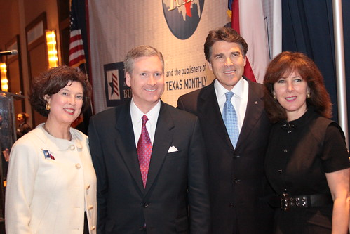 Texas Association of Business Endorse Governor Perry