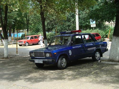 Lada, Tiraspol, Transnistrië