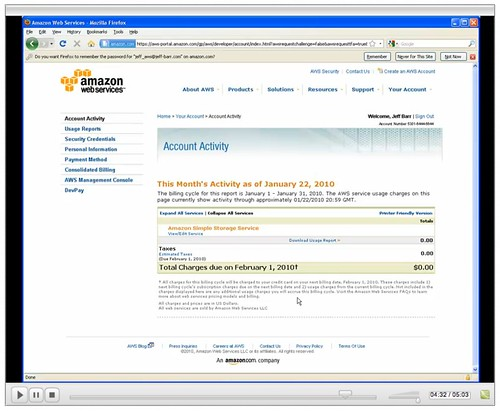 How to create AWS account 5