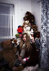 (Samantha West) Tags: portrait girl losangeles bedroom princess samanthawest avabear avahawk