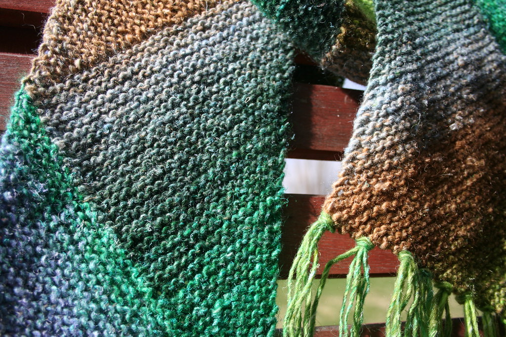 Noro Short Rows 10