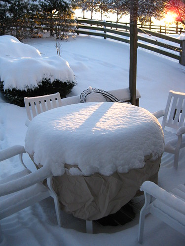 Table Snow