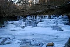 Icy Waters (trinity091319) Tags: winter ohio ice waterfalls