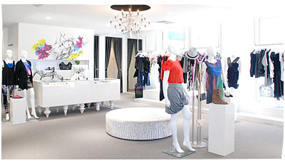 Zara Bryson Fashion Boutique in Subiaco