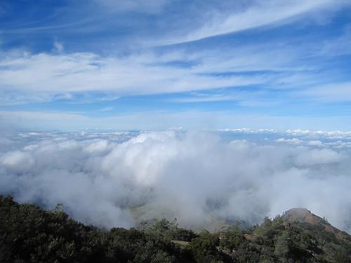 Mt. Diablo summit