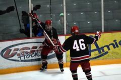 (spomer_turtle) Tags: hockey goalie nebraska airforce huskers falcons cornhuskers nccha achadiii