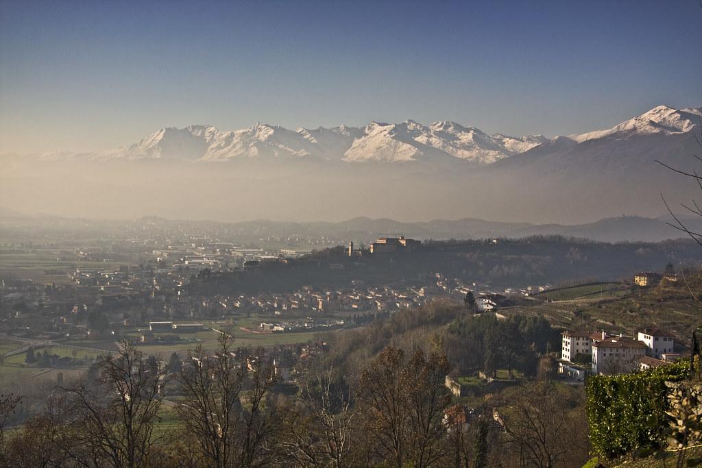 Ivrea Landscape (by storvandre)