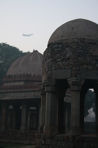 City Landmark - Hauz Khas Ruins, South Delhi