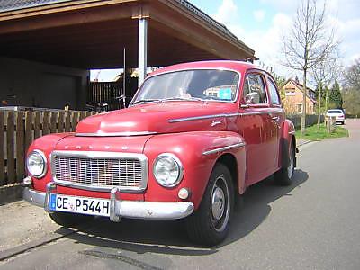Volvo PV 544 (B) Sport 1960