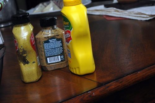 Mustard Choices