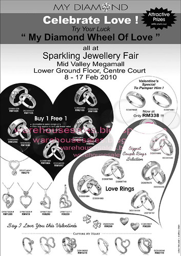 08 - 17: Sparkling Jewellery Fair