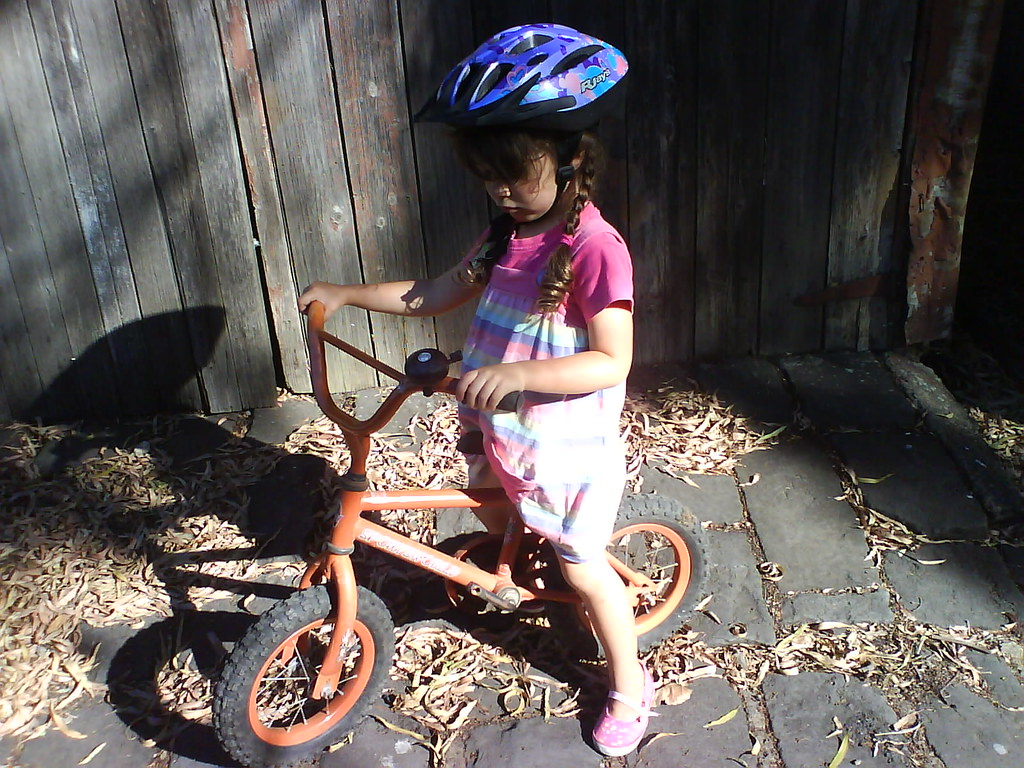 Pedal-less bike 39/365