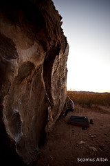 Top Guy 1 V0 (Hannah Glasson) (Hannah and Seamus Round the World) Tags: usa texas united rad climbing states tanks hueco