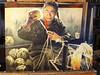 Wool Spinner (HowlWoodworks) Tags: portrait india oldwomen debnath woolspinner sukanto sukantodebnath karenhowl howlwoodworks