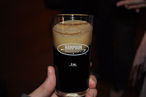 Harpoon Brewery, Oyster Stout