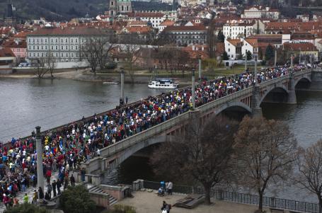 Hervis 1/2Maraton Praha: Na startu vedle Pavla Nedvěda?