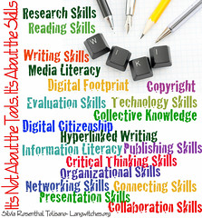 Wikis- It is not abuot the Tools...It's about the Skills