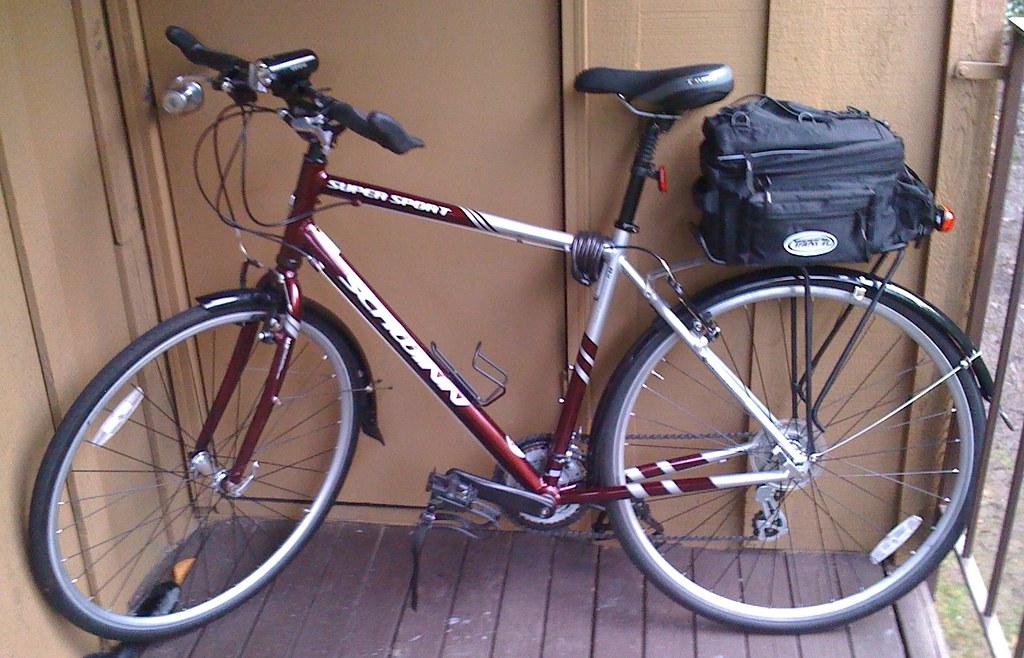 My bike - Schwinn Super Sport
