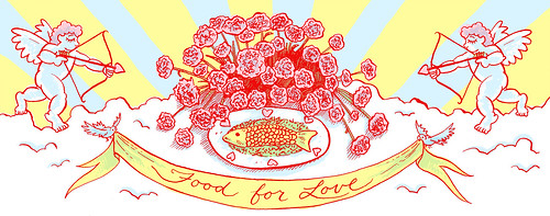 Barbara Cartland Illustration